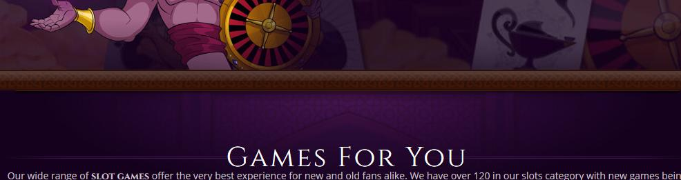 Play Online Casino with up to 200 Welcome Bonus